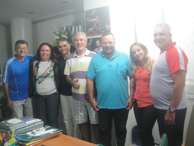 Federação de Badminton da Paraíba avança com o desenvolvimento da modalidade no estado. (Fonte: CBBd)