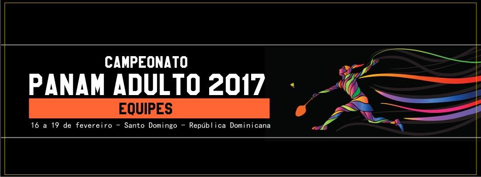 Comunicado IV - PANAM Equipes 2017 Adulto.