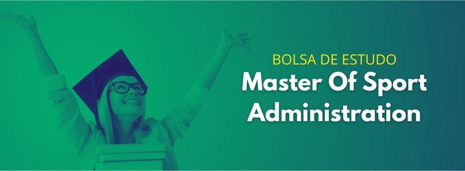 Master Of Sport Administration: COB divulga programa de bolsas de estudos na Rússia