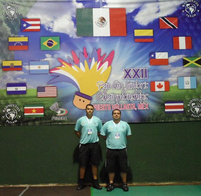 Mais dois árbitros brasileiros ganham certificação internacional (Fonte: CBBd)