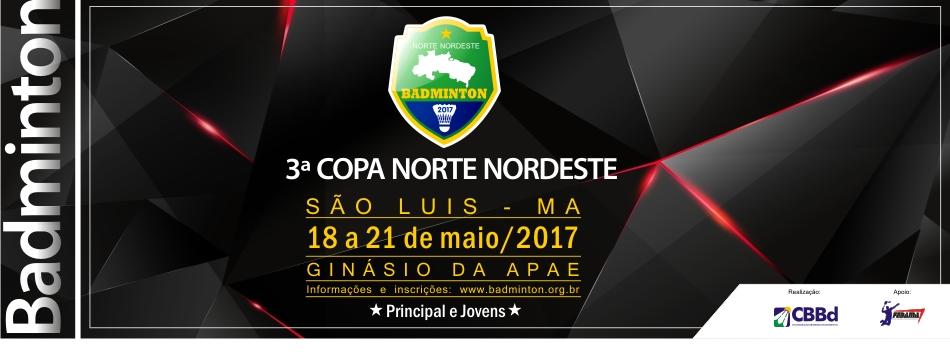 Lista de inscritos: Copa Norte Nordeste de Badminton 2017