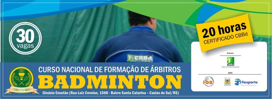 Nova edi��o do CNFA ser� em Caxias do Sul com inscri��es gratuitas