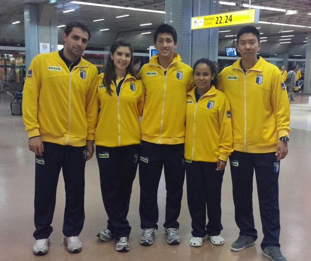 Seleção Brasileira Adulta participará do Universiade 2013 (Fonte: CBBd)