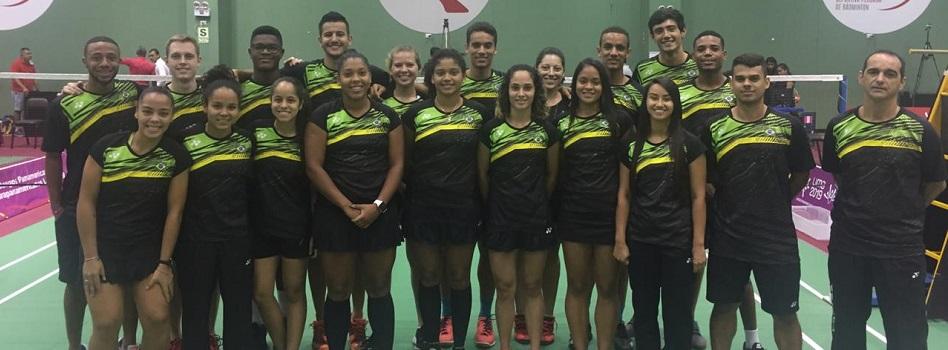 Brasil derrota República Dominicana e Cuba no 1º dia do Pan-Americano