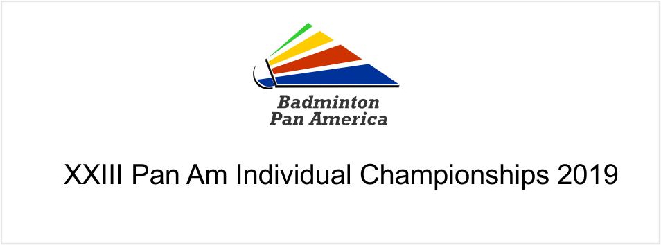 XXIII Campeonato PANAM Individual Adulto