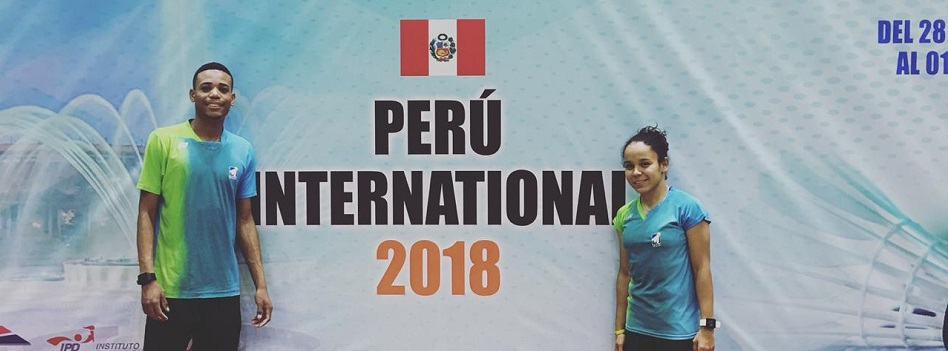 Brasil conquista Ouro e Bronze no Peru International 2018